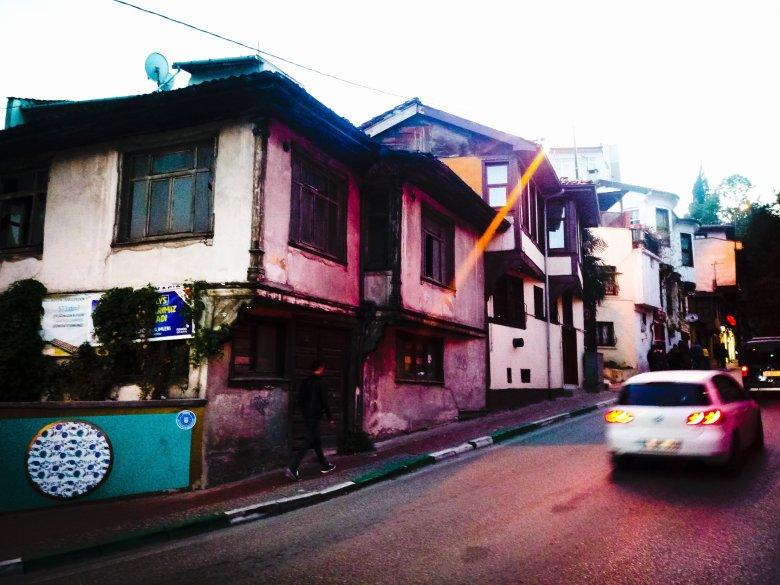 Bursa'nın en eski evleri...